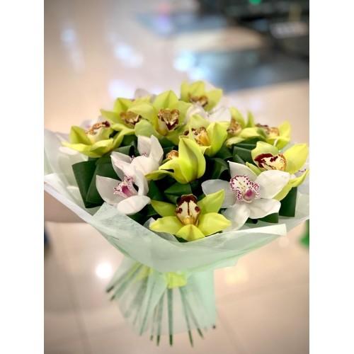 """Букет """"Вальс орхидей"""""""