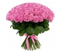101 розовая крымская роза