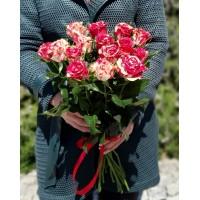 """Крымская роза """"Арлекино"""""""