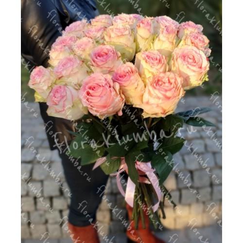 """25 импортных роз  """"Эсперанса""""   60 см"""