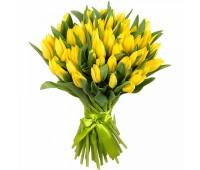 15 жёлтых тюльпанов (11 - 101)